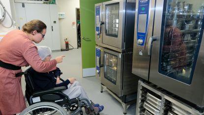 Bewoners woonzorgcentrum Trappeniers krijgen eindelijk opnieuw eten uit de eigen keuken