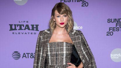 Taylor Swift zegt optreden op Grammy's af na seksismeschandaal