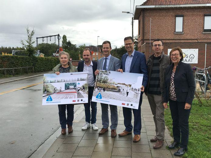 Plannen voor F25 in Holsbeek en Wilsele zijn klaar.