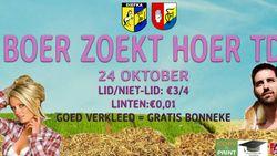 Commotie over 'Boer zoekt hoer TD' in Antwerpen