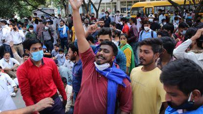 Woede in New Delhi na overlijden vrouw na groepsverkrachting