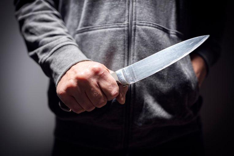 Alleen slachtoffers die gewelddadig belaagd worden, hebben recht op zo'n stalkingalarm.