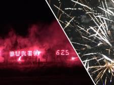 Buren verschuift feest ter ere van 625ste verjaardag