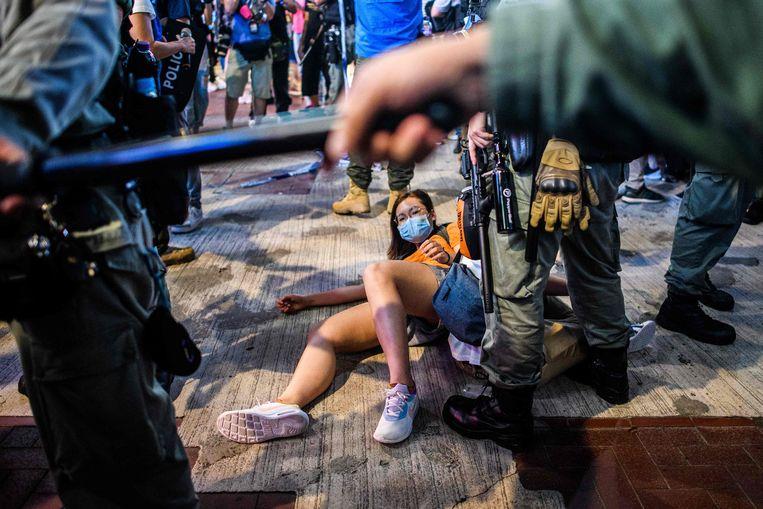 De nieuwe wet doet vrezen voor onderdrukking van elke politieke oppositie in Hongkong.