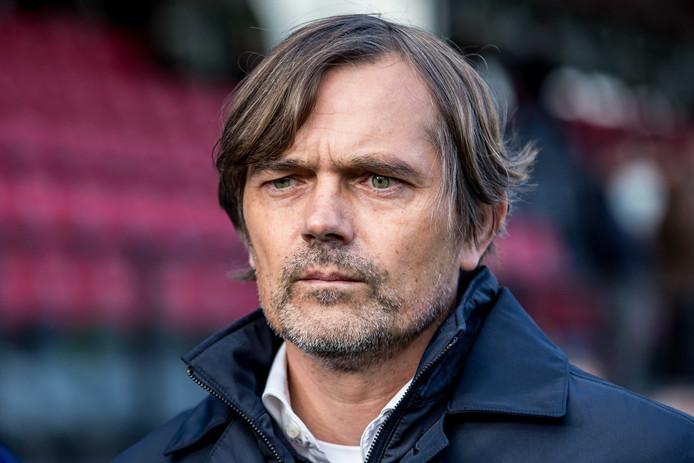 PSV-trainer Phillip Cocu kan bogen op fraaie statistieken, meldt Opta.