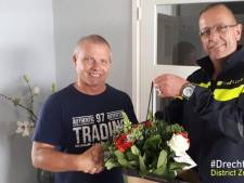 Getuige helpt politie bij het aanhouden van babbeltrucverdachte in Papendrecht