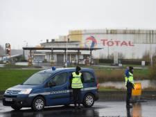 L'incendie de la raffinerie Total est maîtrisé au Havre