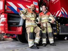 Flexen in de brandweerkazerne