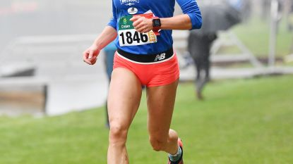Renée Eykens loopt eind januari eerste indoorwedstrijd