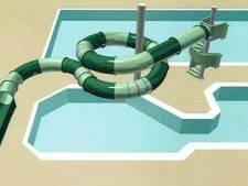 Zwembad De Trits in Baarn krijgt nieuwe waterglijbaan en wellness-hoek