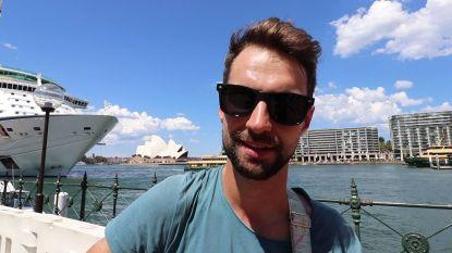 Arne neemt na vier maanden afscheid van Australië met muzikale ode aan Sydney