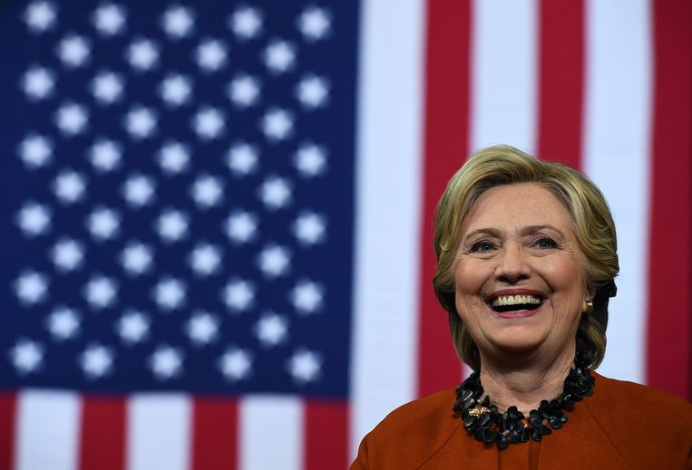 Presidentskandidaat Hillary Clinton Beeld anp