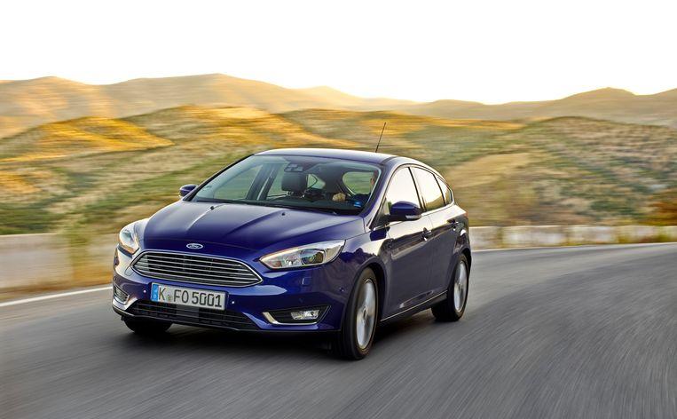 De Ford Focus.
