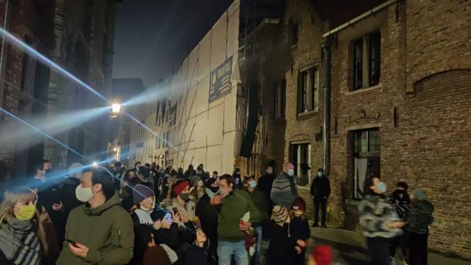 Vanavond en volgend weekend géén Wintergloed: Brugge neemt drastische maatregel na overrompeling in binnenstad