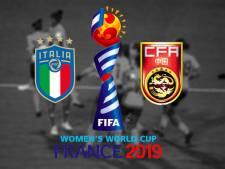 Italië - China
