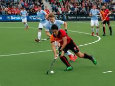 Oranje-Rood mist vrijdag alleen doelman Blaak in topper tegen Bloemendaal