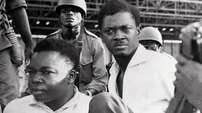 Activisten vervangen straatnaambordjes om moord op Lumumba te herdenken