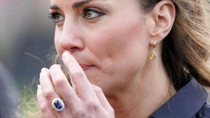 Waarom de verlovingsring van Kate Middleton eigenlijk die van Meghan Markle had moeten zijn