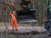 Vervuilde grond afgegraven na drugsdumping bij Galderse Meren in Breda