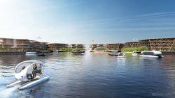 Wonen we in de toekomst in drijvende steden?