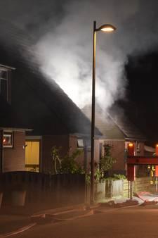 Dode bij grote woningbrand in Papaverstraat Doetinchem