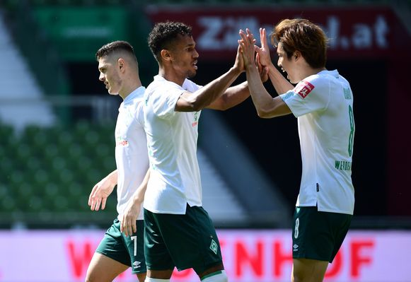 Bremen, 27.06.2020, Fussball Bundesliga, SV Werder Bremen - 1. FC Koeln ! only BELGIUM !