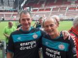 Voormalig PSV'ers genieten van groot Walking Football-toernooi in Philips Stadion