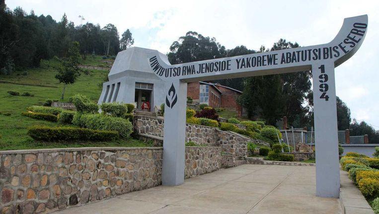 In Bisesero werden tijdens de genocide 50.000 Tutsi's omgebracht. Beeld afp