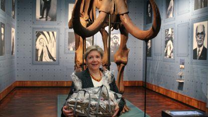 Monique is 2 500ste bezoeker Stadsmuseum
