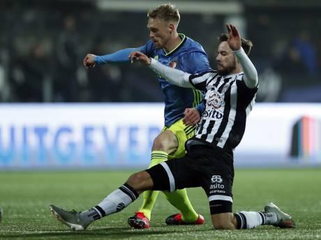 Twaalf slechte minuten breken Heracles tegen Feyenoord op