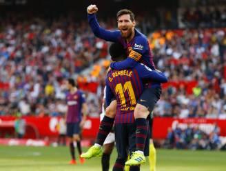"Pelé feliciteert Messi na evenaring doelpuntrecord: ""Ik bewonder je enorm"""