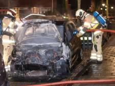 Toeval of niet?: wéér een Kia Picanto in brand gestoken in Woerden