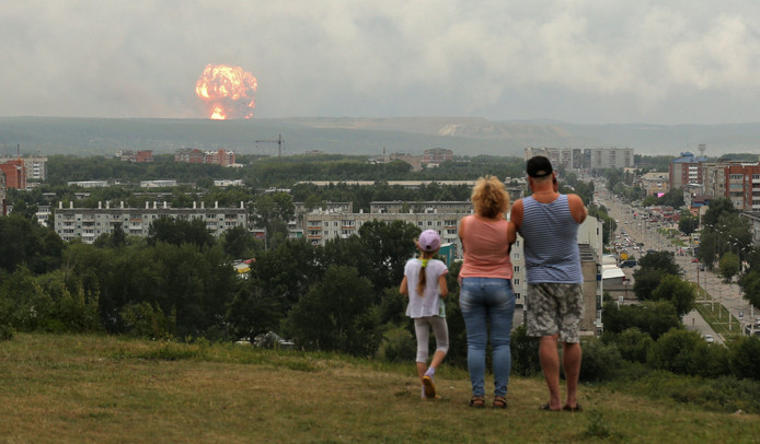 Tchernobyl 2 ? Explosion nucléaire en Russie, silence total des médias