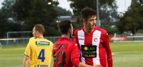 Matchwinnaar van Vlissingen speelt volgend seizoen voor Goes