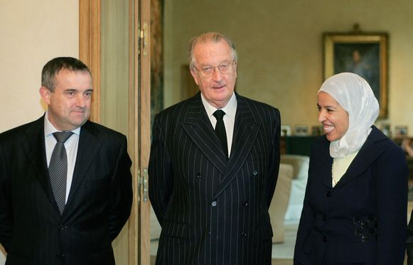 Rik Remmery en Naïma Amzil kregen indertijd zelfs steun van het koningshuis.