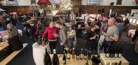 'Sicilië meets Twente' op Wijnfestival in Enschede