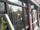Café beschoten: ruiten vol kogelgaten in Veenendaal