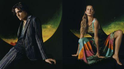 Belgische zanger Tamino is samen met Gisele Bündchen het gezicht van Missoni