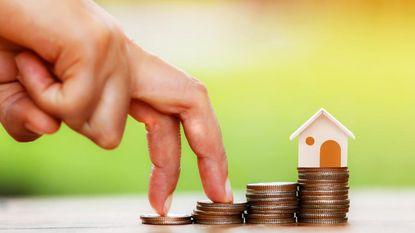 Belg leent gemiddeld 153.000 euro voor een woning