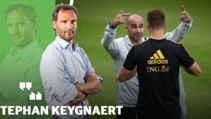 """Onze chef voetbal: """"Martínez maakte in San Marino fouten die hij tijdens het EK niet zal maken"""""""