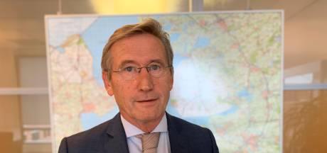 Dit is de nieuwe (tijdelijke) burgemeester van Noordoostpolder