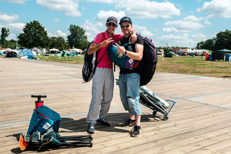 Fabian Legrand & Matthieu Dehon.