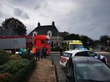 Fietser gewond bij aanrijding met vrachtwagen in Didam