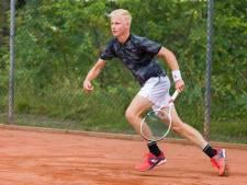 'Motherfucker, I will kill you': Zo wordt tennisser Max Houkes uit Sleen bedreigd