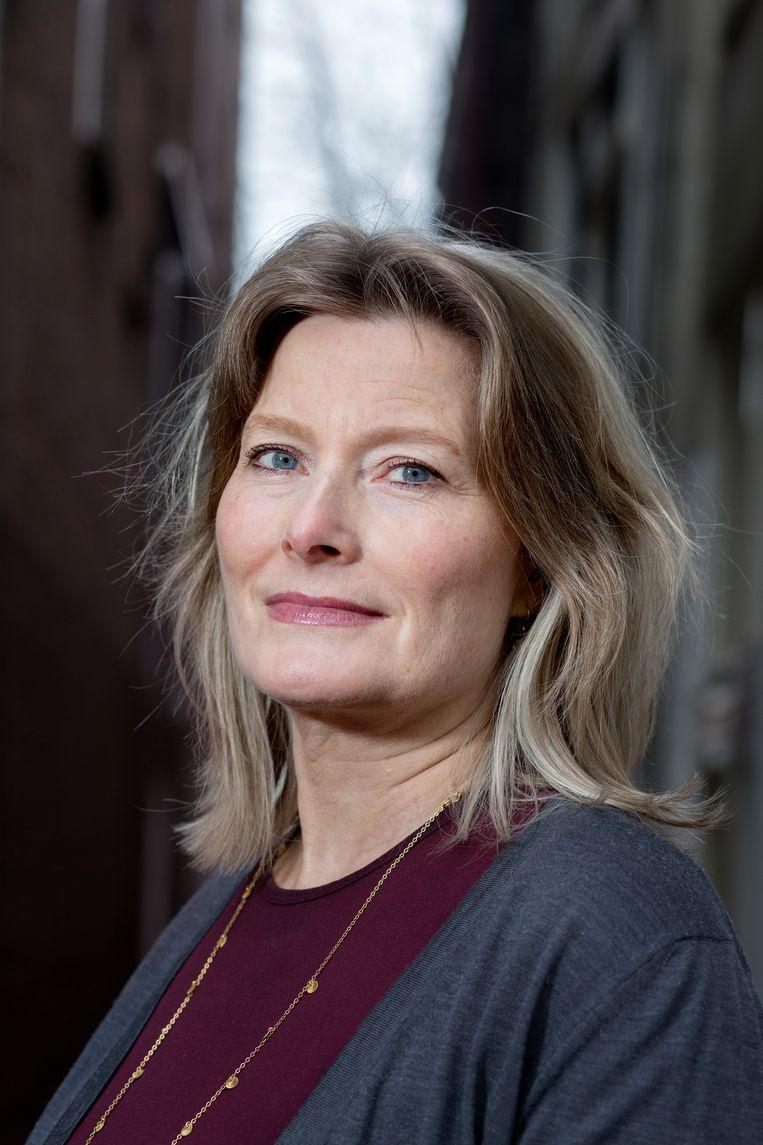 Jennifer Egan Beeld Maartje Geels