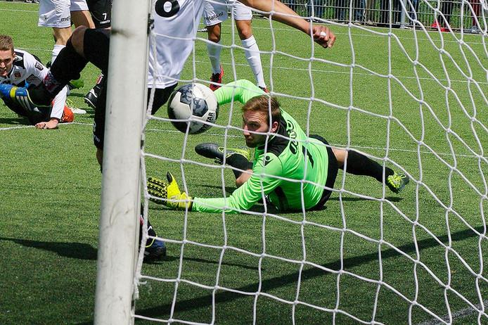 De 1 - 0 voor Helmond Sport