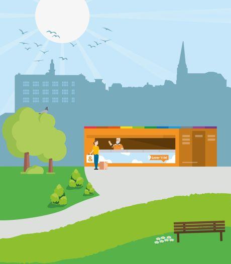 'Mini-milieupark' op tournee door Hengelose wijken