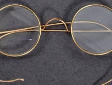 Une paire de lunettes de Gandhi mise aux enchères en Angleterre