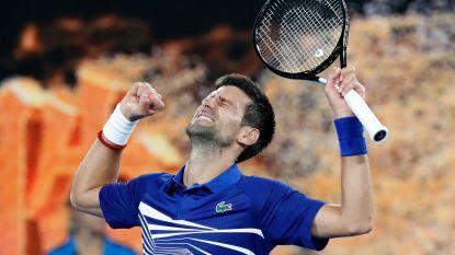 Djokovic pakt scalp van boeman Goffin - Exit gefrustreerde Zverev - Primeur voor Osaka