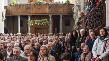 In Beeld : Afscheid van de minderbroeders in Sint-Truiden